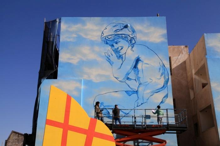 Villa Urquiza art district buenos aires street art project BA Street Art