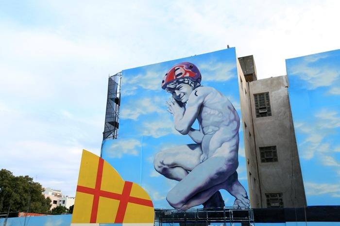 dia 6 Martin Ron proyecto Distrito de Arte Villa Urquiza