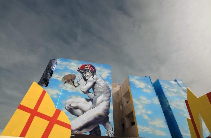 dia 8 Martin Ron proyecto Distrito de Arte Villa Urquiza