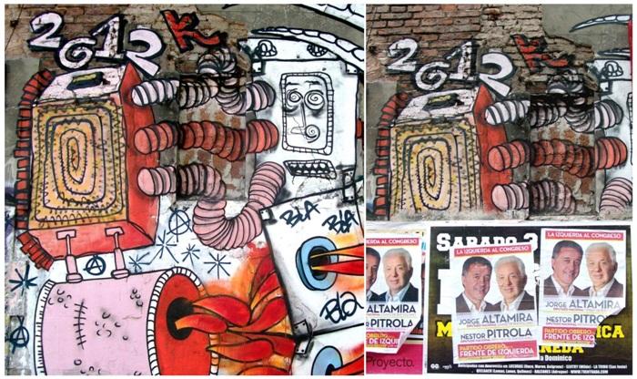 elecciones argentina primarias afiches buenos aires