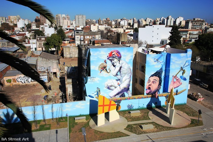 graffiti buenos aires villa urquiza Matt Fox-Tucker BA Street Art Martin Ron buenosairesstreetart.com
