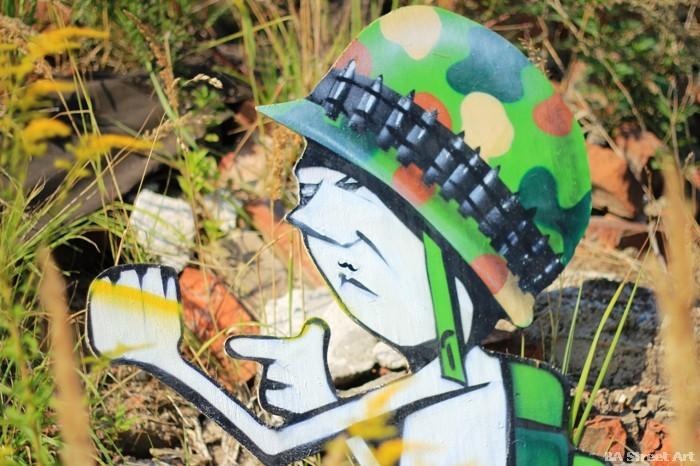 IBUg graffiti festival zwickau germany