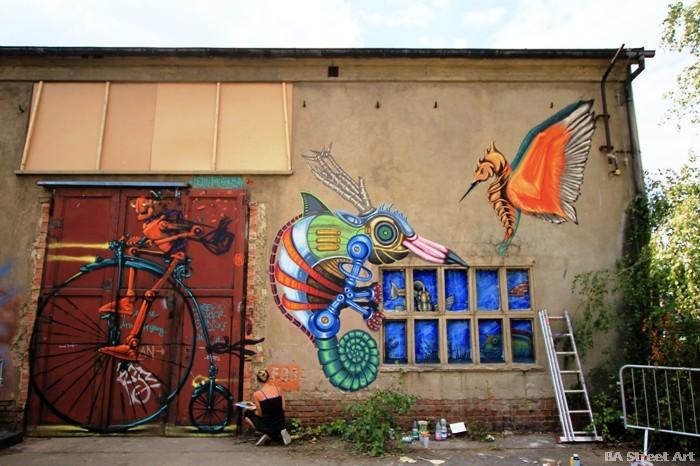 ibug festival graffiti germany buenosairesstreetart.com