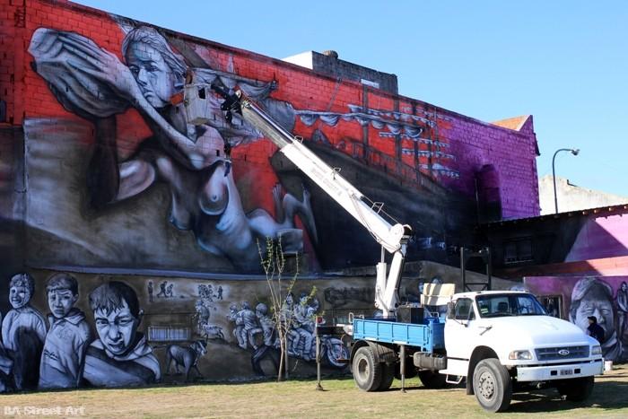 graffiti buenos aires pelado riachuelo barracas pelado quinquela buenosairesstreetart.com