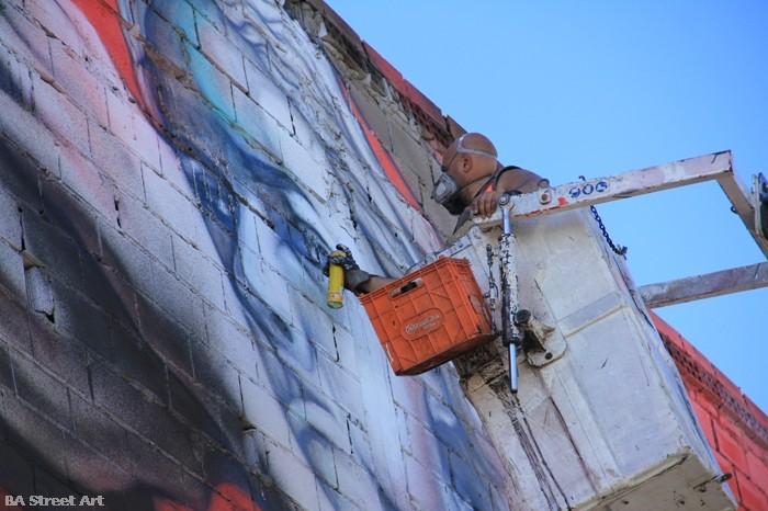 alfredo segatori artista plastica buenos aires arte urbano buenosairesstreetart.com