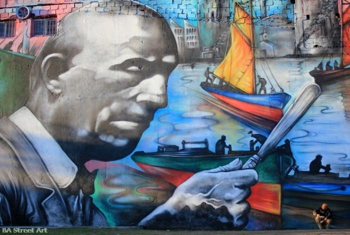 benito quinquela martin artista pintor argentino buenos aires mural buenosairesstreetart.com