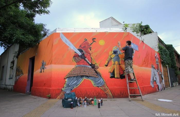 12 best street art buenos aires graffiti tour mural buenosairesstreetart.com