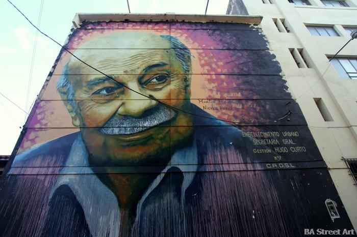 ernesto sabato escritor argentino mural buenos aires santo lugares buenosairesstreetart.com