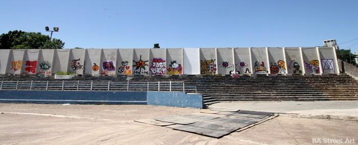 graffiti tour buenos aires justin bieber GEBA Palermo