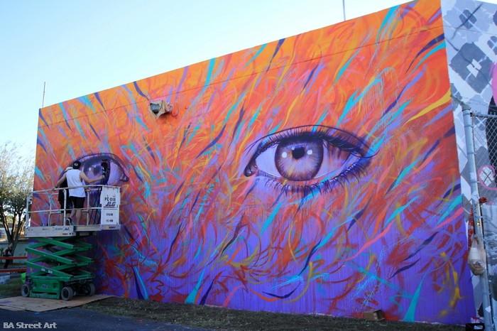 art basel miami graffiti mural rone mad steez buenosairesstreetart.com