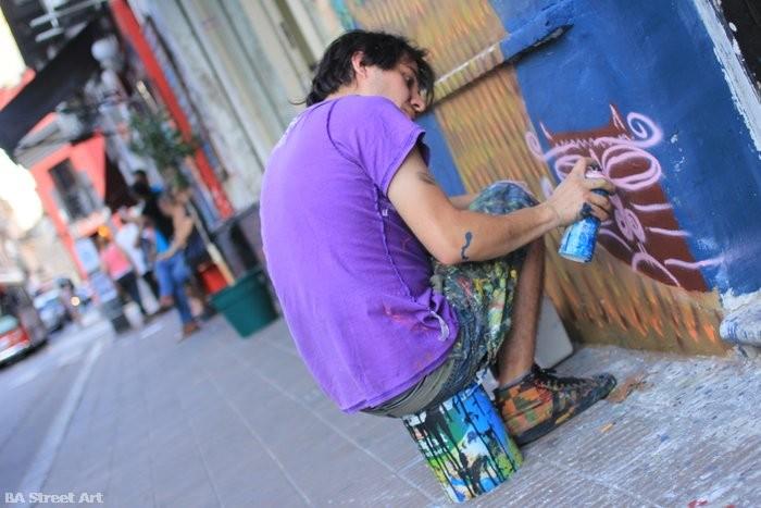 artista malegria buenos aires arte callejero buenosairesstreetart.com