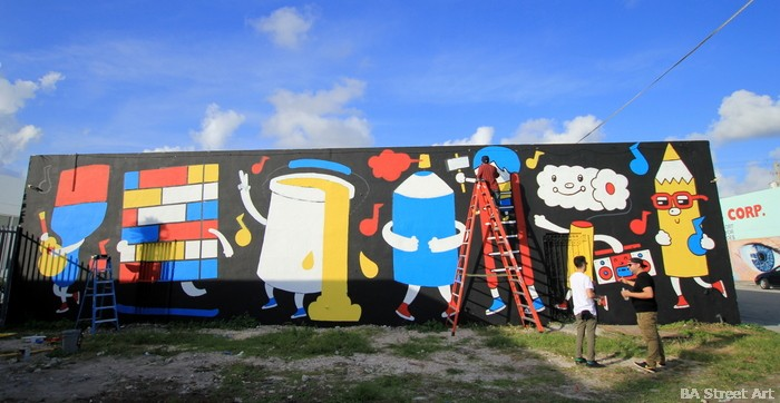 buenos aires street art sonni mural wynwood walls arte urbano art basel miami buenosairesstreetart.com