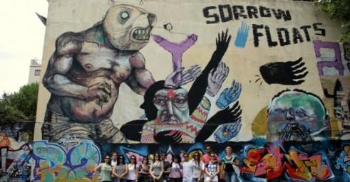 Buenos Aires graffiti tour - Jaz, Other & Elicser