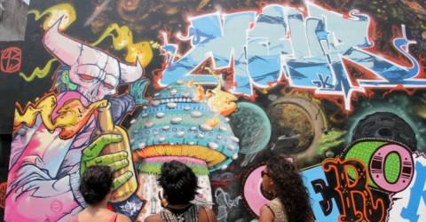 Graffiti tour Buenos Aires - Ice & Oz