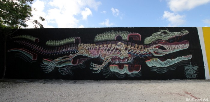 nychos miami mural wynwood arts district buenosairesstreetart.com