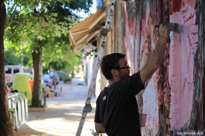 australian street artist fintan magee buenos aires mural buenosairesstreetart.com