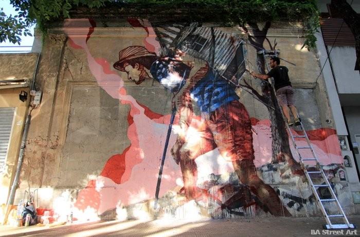 fintan magee buenos aires street art mural buenosairesstreetart.com