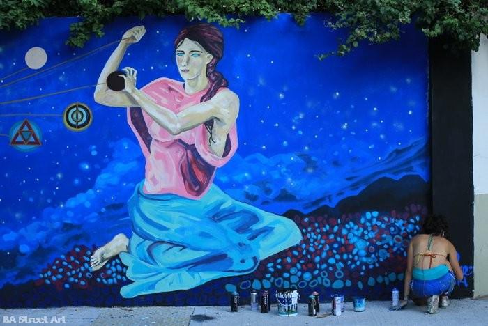 street artists buenos aires BA Street Art mural project argentina buenosairesstreetart.com