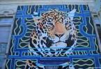 arte urbano buenos aires jaguar street art buenosairesstreetart.com