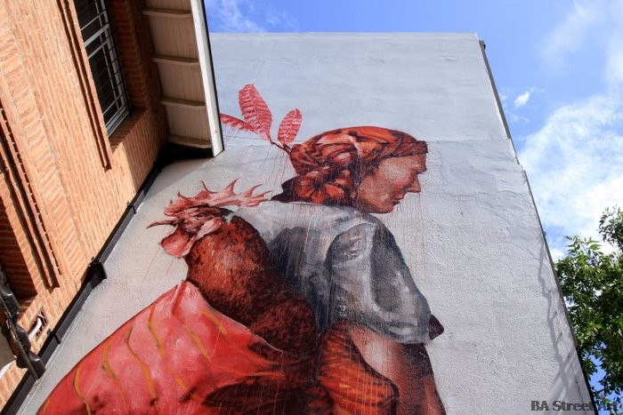 buenos aires mural fintan magee artista australia buenosairesstreetart.com