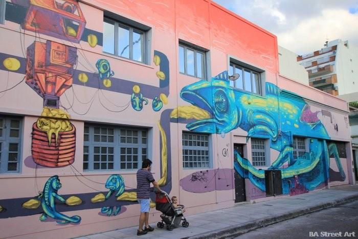 graffiti bs as buenos aires jiant artista argentina murales buenosairesstreetart.com