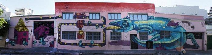 arte urbano buenos aires jiant mural