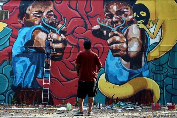 graffiti buenos aires villa urquiza buenosairesstreetart.com murales