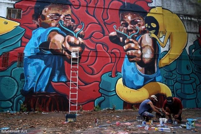 murales villa urquiza buenos aires street art buenosairesstreetart.com