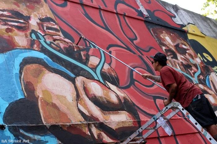 arte urbano buenos aires el marian buenosairesstreetart.com argentina murales