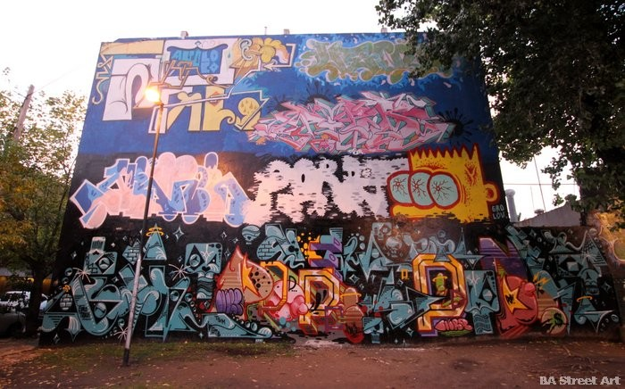 graffiti colegiales buenos aires buenosairesstreetart.com