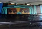 martin ron mural mona lisa cordoba argentina veronica maggi foto