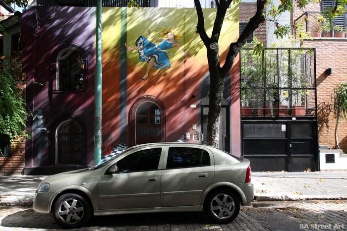 street art buenos aires buenosairesstreetart.com colegiales arte callejero