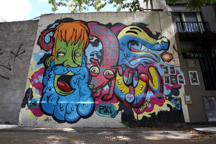 street art buenos aires cartoon graffiti buenosairesstreetart.com