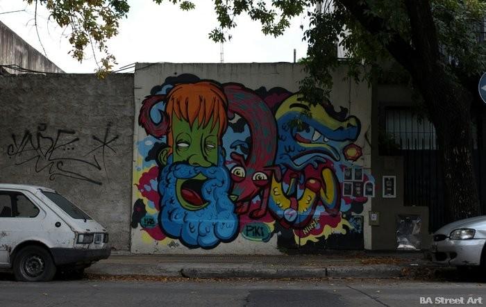 graffiti buenos aires buenosairesstreetart.com colegiales argentina