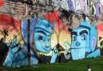 graffiti tour buenos aires cof animalito land villa urquiza arte urbano buenosairesstreetart.com