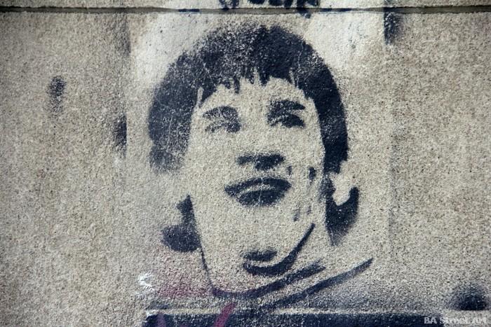 messi graffiti mural argentina world cup street art buenos aires