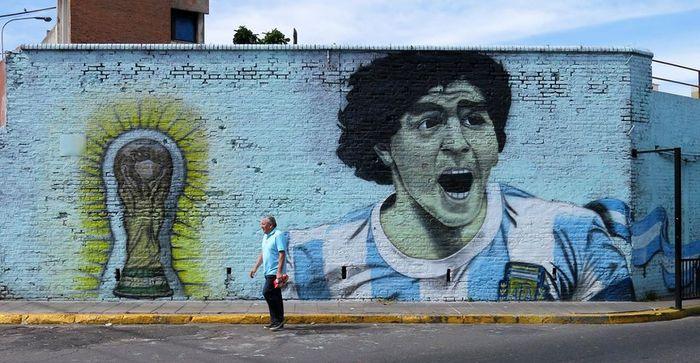 Argentina World Cup mu...