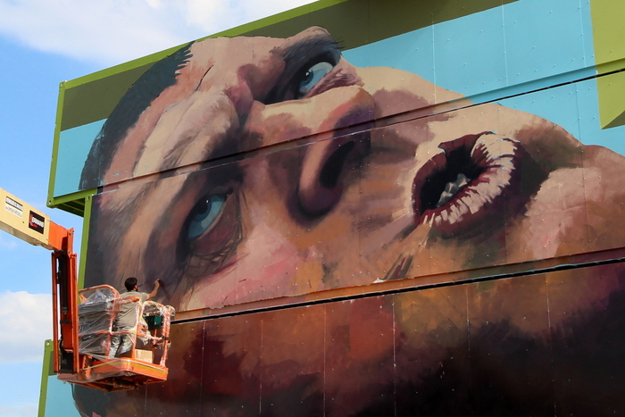 rock werchter north west walls mural martin ron roa buenosairesstreetart.com
