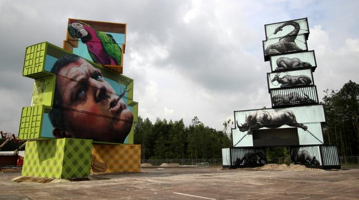 roa belgian artist painter murals street art graffiti