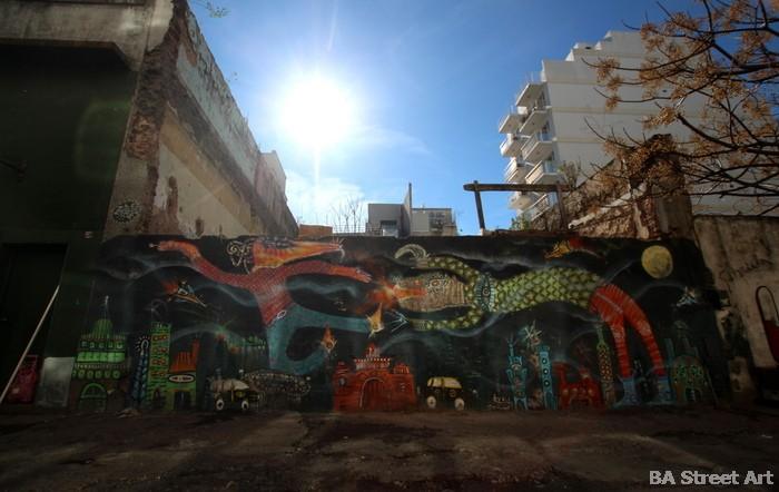 buenos aires graffiti malegria  colombiano