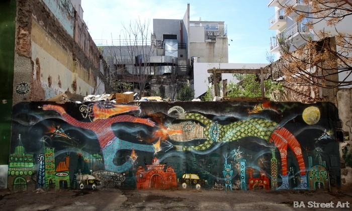 graffiti buenos aires malegria  artista street art