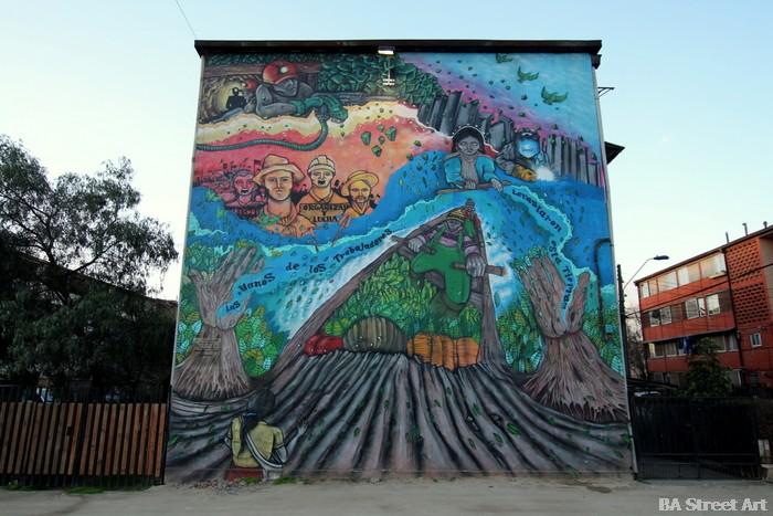 muralismo chile santiago buenosairesstreetart.com