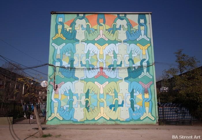 santiago street art chile despanite mural buenosairesstreetart.com