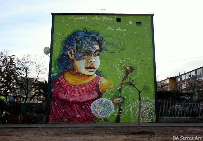 chile graffiti mural santiago murales buenosairesstreetart.com artista