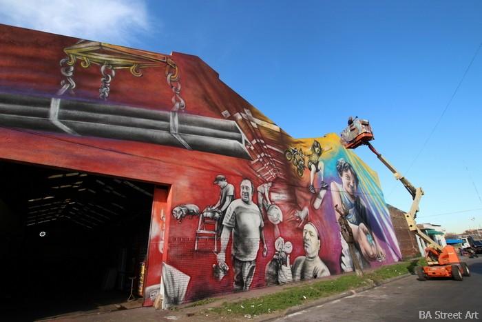 mural project buenos aires grafiti buenosairesstreetart.com