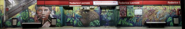 arte subte buenos aires federico lacroze murales street art buenosairesstreetart.com