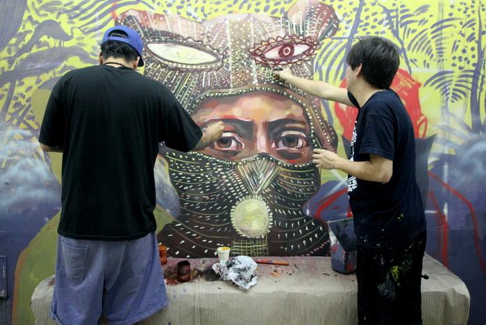 graffiti buenos aires federico lacroze subte murales el marian malegria artistas buenos aires buenosairesstreetart.com