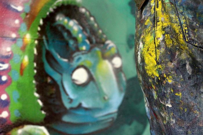 curaduria por Buenos Aires Street Art murales subte estaciones buenos aires buenosairesstreetart.com