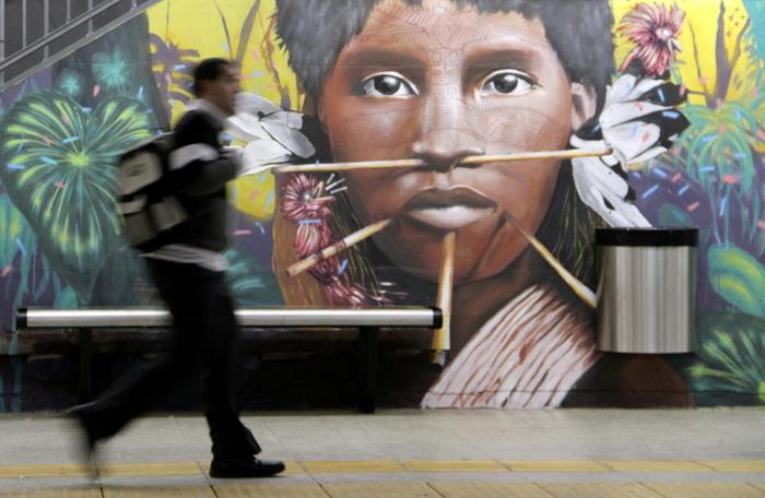 subway art buenos aires federico lacroze estacion de subte buenosairesstreetart.com