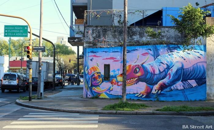 buenos aires graffiti murales BA Street Art buenosairesstreetart.com